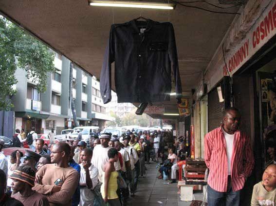 Unathi Sigenu, The Jacket, 2011. Courtesy: Gugulective