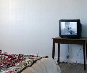 Massinissa Selmani 'Iran Cartoon', installation, 2010 (Courtesy of the artist)