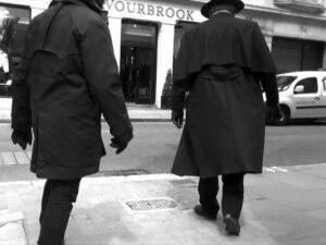Samson Kambula 'Pickpocket', video still, 2013 (courtesy of the artist)
