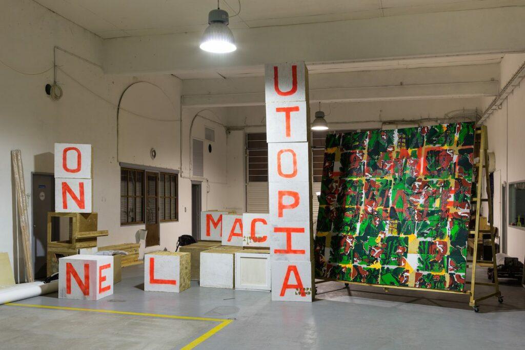 Francisco Vidal, U.topia Luanda series, 2015, © Bruno Lopes