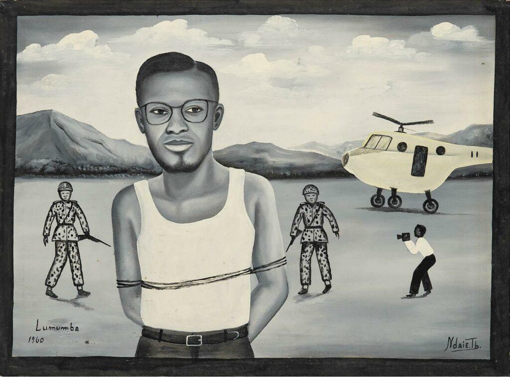 Lumumba 1960 - Ndaie