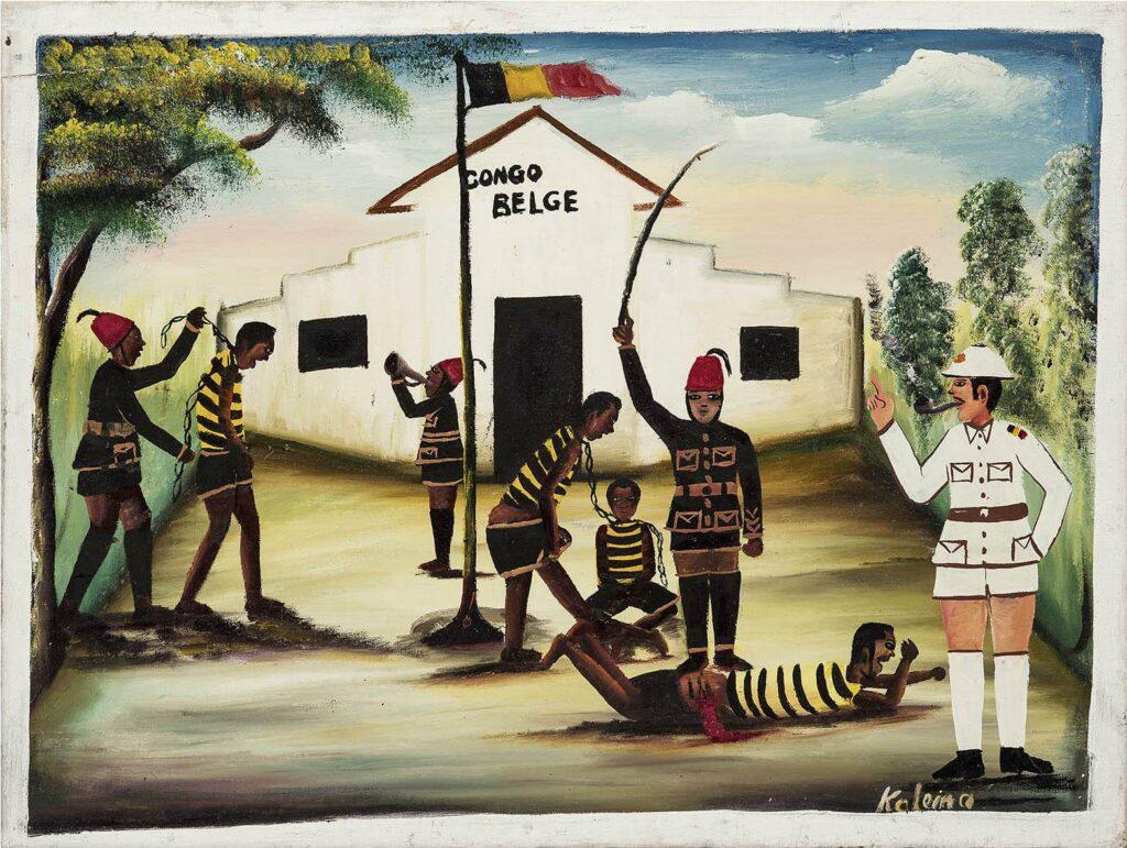 Congo Belge II - Kalema