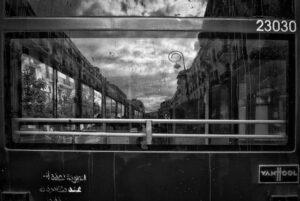 Youcef Krache, Vitrines Fugaces, 2015. Courtesy of Bamako Encounters