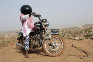 Aboubacar Traoré, Inchallah, 2015. Courtesy of Bamako Encounters