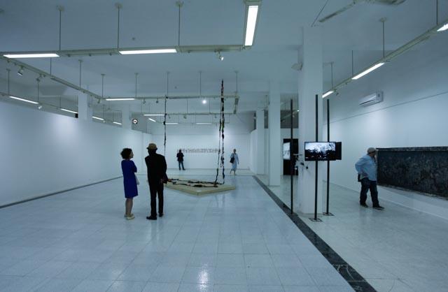 Dak'Art 2016, Installation view, Théodore Monod Museum of IFAN © C&