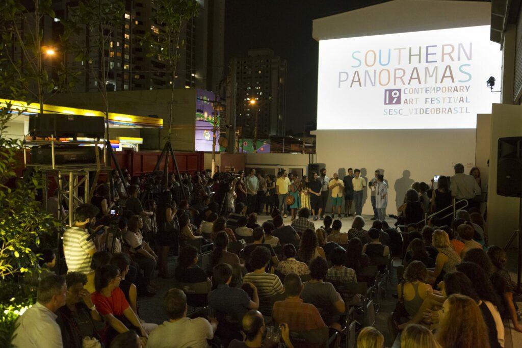 OpenAir screening GALPAOVB_19th Videobrasil Festival, courtesy: Associacao Videobrasil