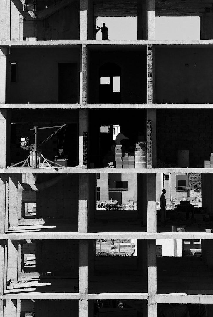 Ala Kheir, Public for Now, work-in-progress, 2011. Photo. Courtesy of the artist
